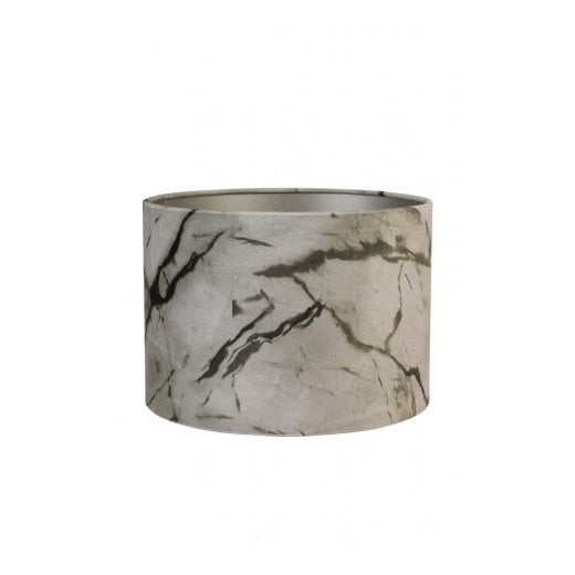 Danish Collection Velour Shade - Marble Sand