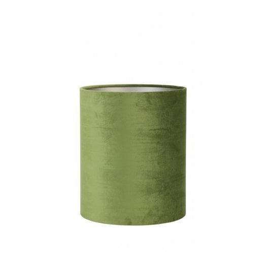 Danish Collection Velour Shade - Olive Green