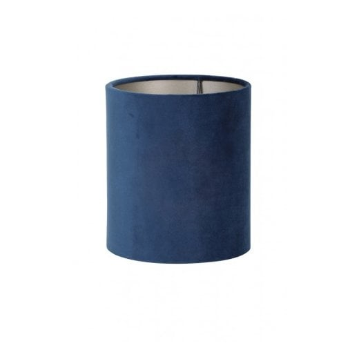 Danish Collection Velour Shade - Petrol Blue