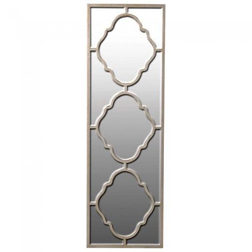 Danish Collection Venetian Alhambra Tall Mirror - Gold