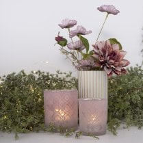 Danish Collection Votive Small - Pink H8cm