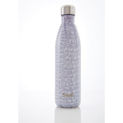 S 39 well water bottle blanc crocodile 25oz s 39 well from for Swell water bottle 25oz