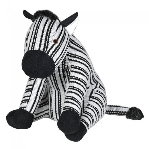 Danish Collection Ziggy Zebra Doorstop