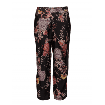 Day Birger et Mikkelsen/2ND Day Day Femina Trouser in Black Floral Print