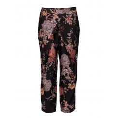 Day Birger et Mikkelsen/2ND Day Day Femina Trouser in Black Floral Print