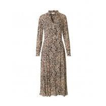 Day Birger et Mikkelsen/2ND Day Day Influence - Long Leopard Print Dress