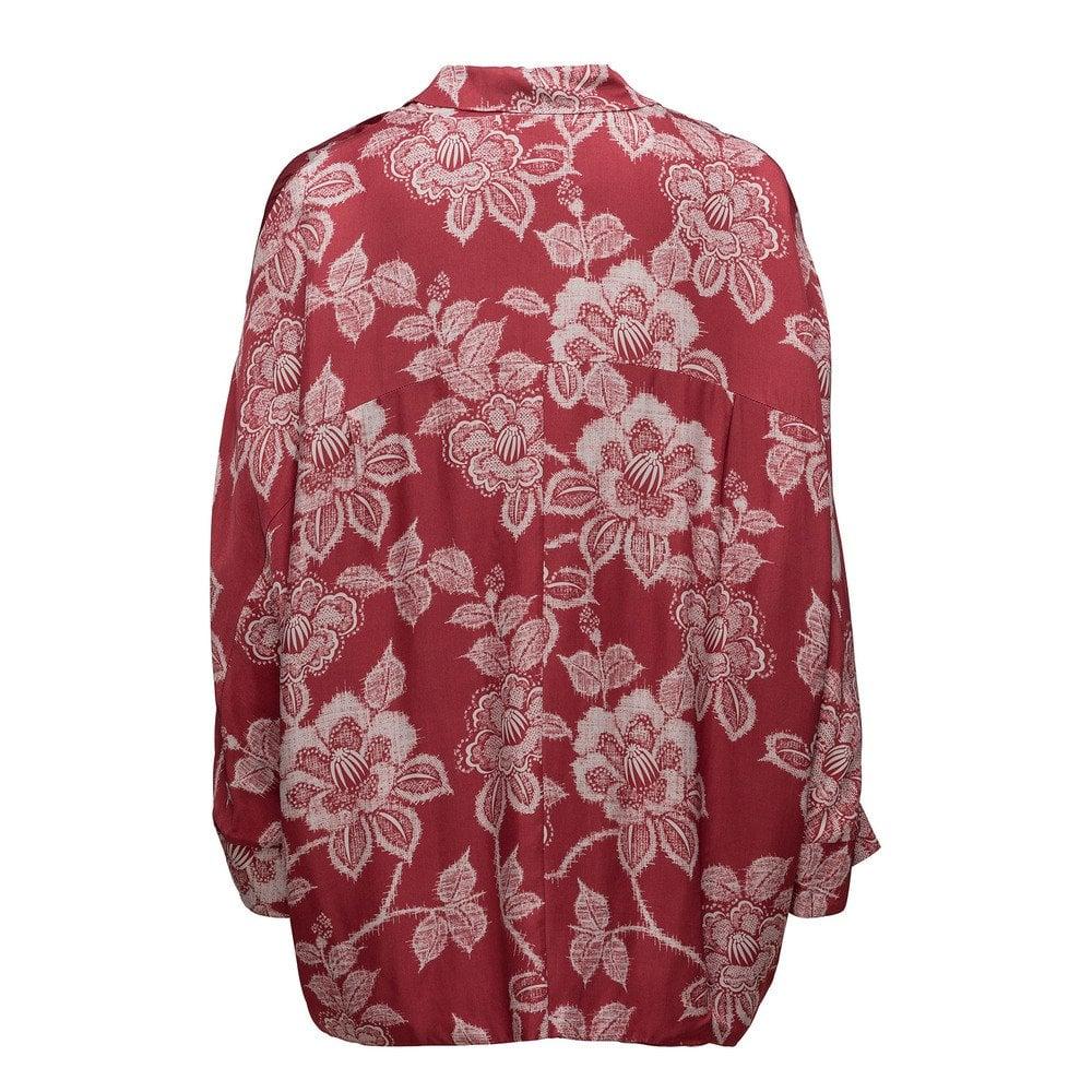 Day Birger et Mikkelsen 2ND Day Mellow Floral Print Kimono - Red - Day  Birger Et Mikkelsen 2ND Day from Danish Concept Stores Limited UK 7ca4af37b