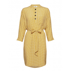 Day Birger et Mikkelsen Day Change Dress - Tumeric