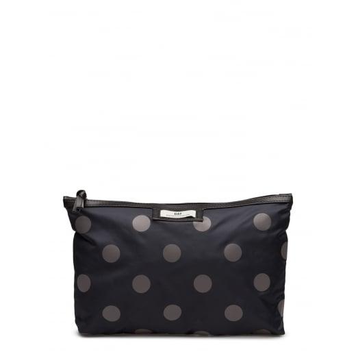Gweneth P Polka Small Cosmetic Bag