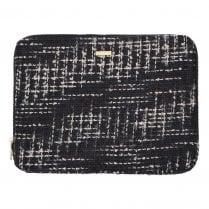 Day ET Day Gweneth Tweed Folder - Forged Iron Grey