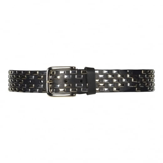 Depeche Jeans Belt with Silver studs