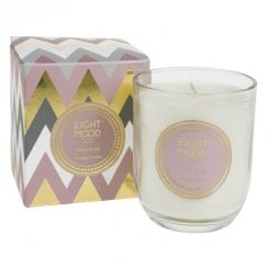 Eight Mood Hanneke Scented Candle - White