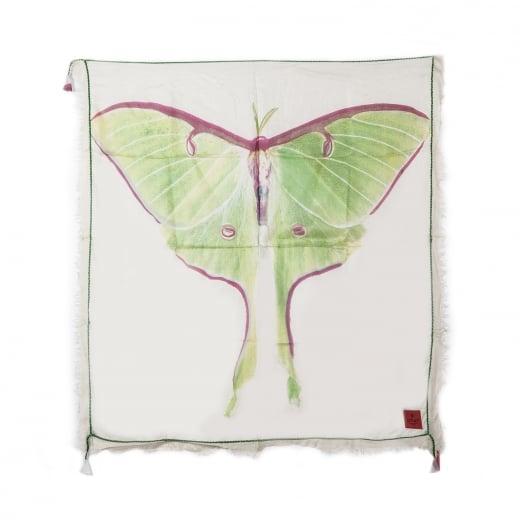 erfurt Butterfly Silk Modal Scarf