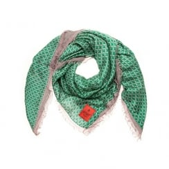 erfurt Silk Cotton Scarf