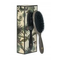 Fan Palm Medium Hairbrush - Mink