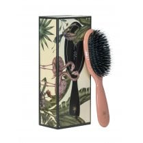 Fan Palm Small Hairbrush - Flamingo