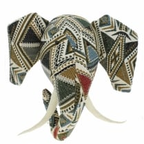 Fiona Walker Navaho Patchwork Elephant Head