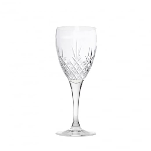 Frederik Bagger Crispy Collection White Wine Crystal Glass Set