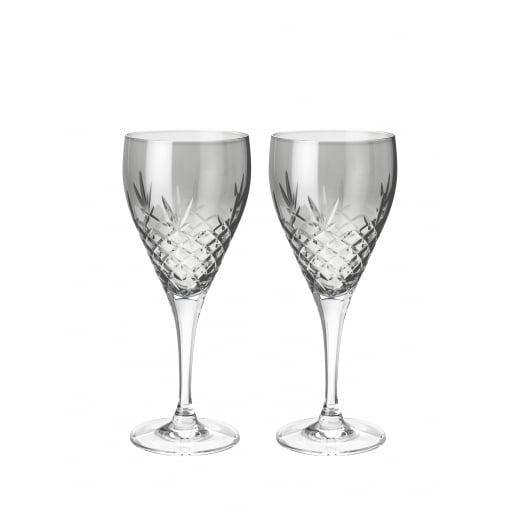 Frederik Bagger Crispy Dark Red Wine Glasses