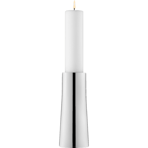 Georg Jensen Ambience Candleholder - Stainless Steel