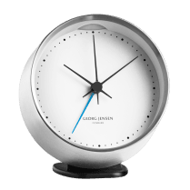 Georg Jensen Henning Koppel Small Clock - Steel