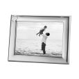 Georg Jensen Large Stainless Steel Elephant Picture Frame