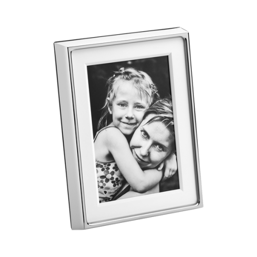 Georg Jensen Small Deco Design Photo Frame - Stainless Steel