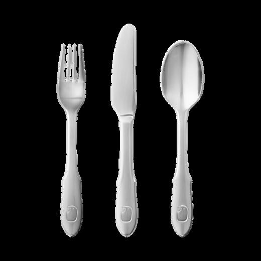 Georg Jensen Stainless Steel Child Cutlery Set