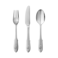 Georg Jensen Stainless Steel Child Cutlery Set