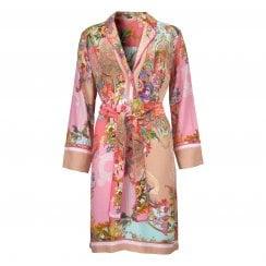 Gustav Kimono Tunic Dress