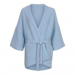 Gustav Knit Cardigan - Sky Blue