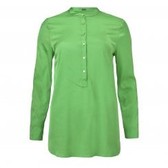 Gustav Stretch Shirt - Green