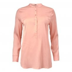 Gustav Stretch Shirt - Pink