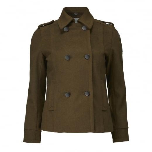 Gustav Uniform Jacket - Army Green