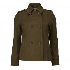 Gustav Uniform Jacket - Army Green