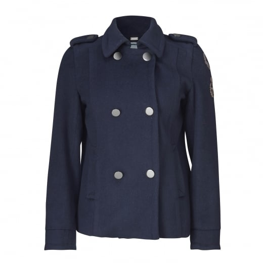 Gustav Uniform Jacket - Blue