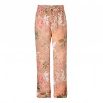 Gustav Wide Printed Trousers