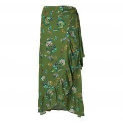 Gustav Wrap-Around Skirt