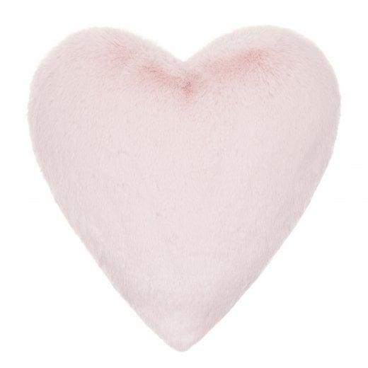 Helen Moore Boudoir Heart Cushion - Blossom