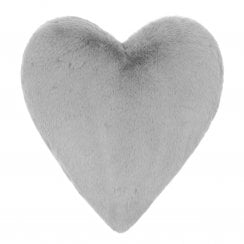Helen Moore Boudoir Heart Cushion - Dove