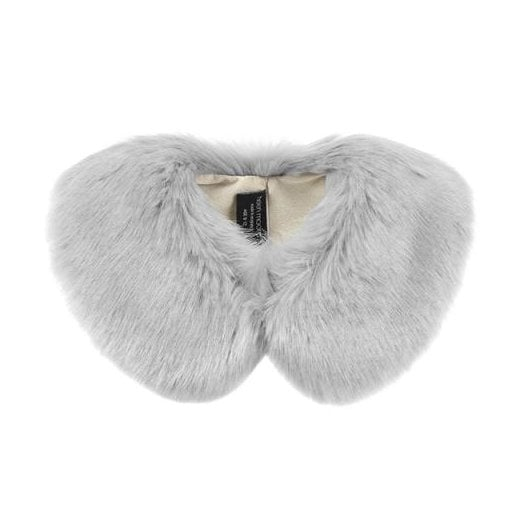 Helen Moore Children's Fake Fur Peter Pan Collar - Opal