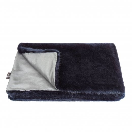 Helen Moore Signature Throw - Midnight