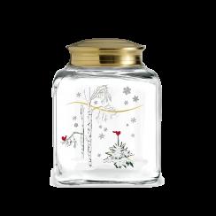 Holmegaard/Rosendahl Christmas Bisquit Jar