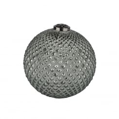 Home Art Diamond Bauble Matte Green