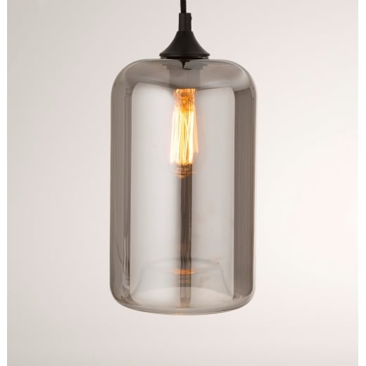 Danish Collection Glass Hanging Lamp