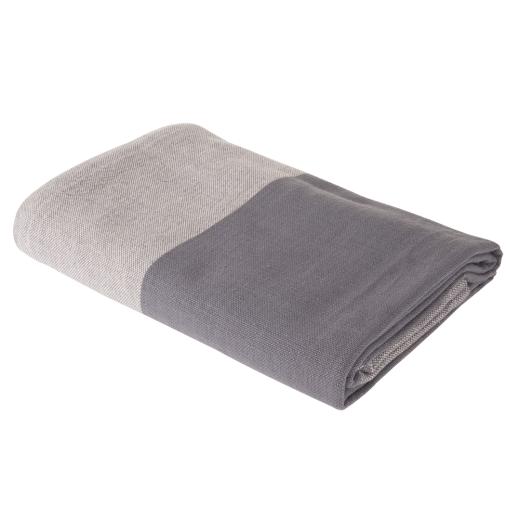 Home Art Table Cloth 140x180cm Grey