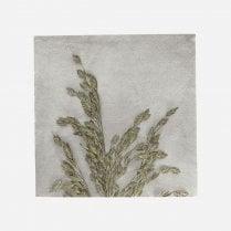House Doctor Grass Pattern Napkins - Design 1