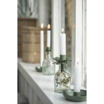 IB Laursen Candle Holder For Bottles/Vases - Olive Green