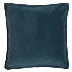 Ib Laursen Cushion Cover In Velvet Navy