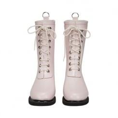 Ilse Jacobsen 3/4 Length Classic Rain Boot - Peach Whip